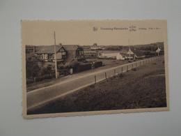 """VOSSESLAG - KLEMSKERKE - DE HAAN: Driftweg - Villa """"Zut"""" - De Haan"""
