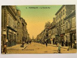 Pontarlier Doubs Bourgogne-Franche-Comté - Pontarlier