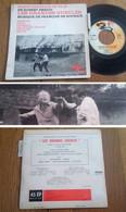 "RARE French EP 45t RPM BIEM (7"") BO OST ""LES GRANDES GUEULES"" (Lang, 1966) - Musica Di Film"