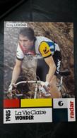 Greg Lemond  La Vie Claire Wonder 1985 - Cycling