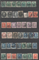 Brasilien , Lot Alter Briefmarkendubletten , Meist Gestempelt - Used Stamps