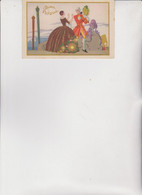 """CARTOLINA: EDIZIONE  """" DEGAMI """"  NON FIRMATA  ( VITTORIO  ACCORNERO  ) - 1900-1949"""