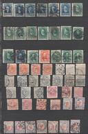Brasilien , Lot Alter Briefmarkendubletten , Gestempelt - Used Stamps