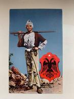Albania Albanien Shqipenia 4451 Albaner Malisor Albanesi Albanians Kujtim Nga Shqipenia - Albania