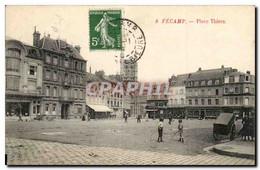 Fecamp CPA Place Thiers - Fécamp