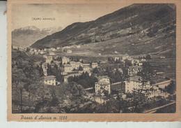 PASSO D'APRICA  SONDRIO  GRUPPO ADAMELLO  VG  1951 - Sondrio