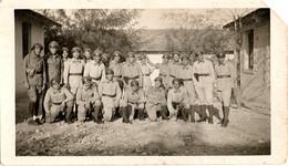 Photos (7 X 12 Cm ; 6,5 X 9 Cm). 65e Bataillon De Chars, Tunisie, 1939-1940 - War, Military