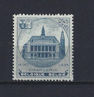 Belgique: 437 **  Charleroi - Nuovi