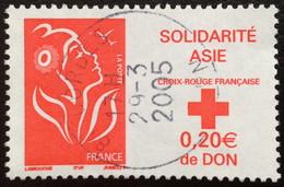 TIMBRES   DE    FRANCE   N° 3745        OBLITÉRÉS  ( LOT: 8625) - 2004-08 Marianna Di Lamouche