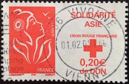 TIMBRES   DE    FRANCE   N° 3745        OBLITÉRÉS  ( LOT: 8626) - 2004-08 Marianne Van Lamouche