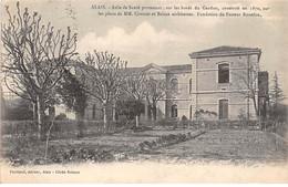ALAIS - Asile De Santé Protestant - Très Bon état - Alès