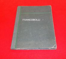 Raccoglitore Francobolli Da Tabaccaio Con Marche Da Bollo Nuove - Stamp Boxes