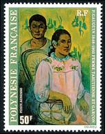 POLYNESIE 1978 - Yv. PA 135 **   Cote= 10,00 EUR - Tableau De Gauguin  ..Réf.POL25505 - Unused Stamps