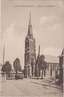 CP 59 Bousbecque Eglise St Martin - Other Municipalities