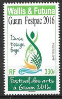 Wallis & Futuna N° 853 - Unused Stamps