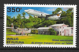 Wallis & Futuna PA N° 220 - Unused Stamps