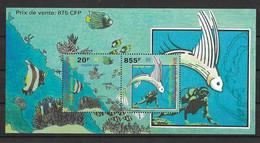 Wallis & Futuna BF N° 8 - Blocks & Sheetlets