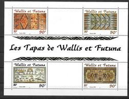 Wallis & Futuna BF N° 10 - Blocks & Sheetlets
