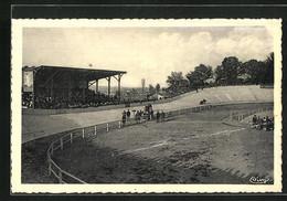 CPA Montceau-les-Mines, Le Vélodrome, Radrenn-stade - Montceau Les Mines