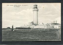 CPA - GRIS NEZ - Le Phare, Animé - Sonstige Gemeinden