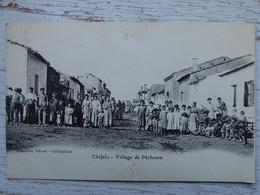 CPA  Algerie - Chifalo - Village De Pêcheurs - Autres Villes