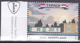 Nederland 2021, Postfris MNH, NVPH ?, Canal Houses - Nuevos