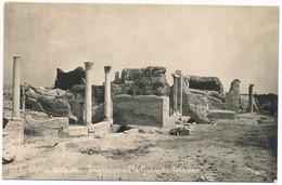 2d.196.  OSTIA ANTICA - Roma - Ingresso Alle Grandi Terme - Collezione P.E. Chauffourier (P.E.C.) - Autres Villes