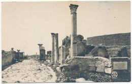 2d.197.  OSTIA ANTICA - Roma - Ingresso Del Teatro - Collezione P.E. Chauffourier (P.E.C.) - Autres Villes