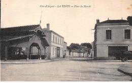 LA TESTE - Place Du Marché - Très Bon état - Other Municipalities