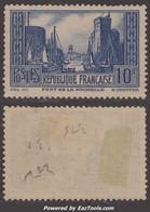 10Fr La Rochelle Type III Neuf (*) Sans Gomme (Y&T N° 261, Cote *: 84€) - Unused Stamps