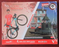 Cyclisme : Série Complète VC Villefranche En Beaujolais 2020 , Sous Blister - Autographs