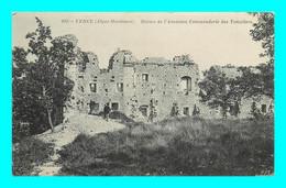 A920 / 425 06 - VENCE Ruines De L'Ancienne Commanderie Des Templiers - Vence