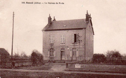 CP- BOUCE-  Le Bureau De Poste - - Sonstige Gemeinden