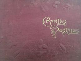 ALBUM DE CPA PLUS DE 420 CARTES DE FRANCE VILLAGES ANIMATIONS - Unclassified