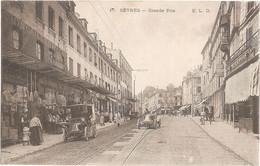 Dépt 92 - SÈVRES - Grande Rue - (ELD N° 17) - Automobiles Anciennes - Sevres