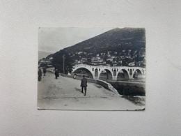 Albania Albanien Shqipenia 4183 Berat Bridge Brücke Ponte Photo 5.4 X 4 Cm - Albania