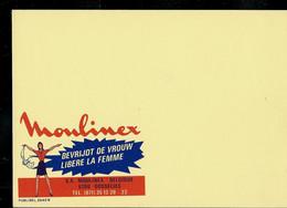 """Publibel Neuve N° 2642 Dite """"albinos"""" (Moulinex - Gosselies) Sans L'impression De La Valeur - Publibels"""