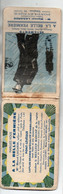 Pont L'Eveque (14 Calvados)   A LA BELLE FERMIERE (marcel Lagarde, Tailleur) Pett Carnet Publicitaire (PPP29142) - Advertising