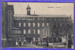 Carte Postale 80. Péronne  L'Hospice   Très Beau Plan - Peronne