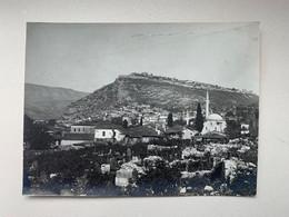 Albania Albanien Shqipenia 4173 Berat Fortress Fortezza Festung Photo 10.7 X 8.2 Cm - Albania