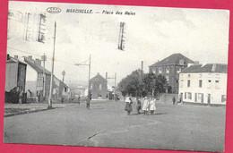 C.P.  Marcinelle  =  Place  Des  Haies - Charleroi