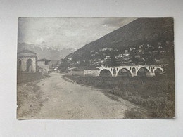 Albania Albanien Shqipenia 4163 Berat Bridge Brücke Ponte - Albania