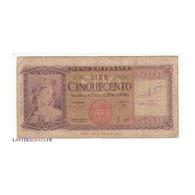 ITALIE 500 LIRE 1961 - 500 Liras