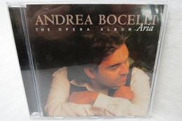 """CD """"Andrea Bocelli"""" The Opera Album Aria - Opere"""