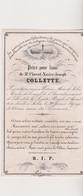Colette Notaire Bourgmestre Maire Seclin 1847 Tourcoing - Devotion Images