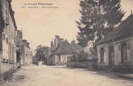 GOUZON (Creuse): Rue De La Poste - Andere Gemeenten
