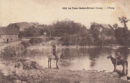 LA TOUR-SAINT-DIZIER (Creuse): L'Etang - Andere Gemeenten