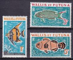 WALLIS ET FUTUNA - Série Taxe De 1982 - Postage Due