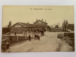 La Gare Bailleul Dunkerque Nord Hauts-de-France - Dunkerque