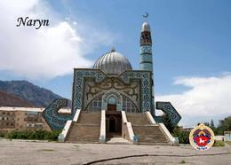 Kyrgyzstan Naryn Mosque New Postcard Kirgisistan AK - Kirghizistan